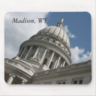 Wisconsin Capitol Mousepad