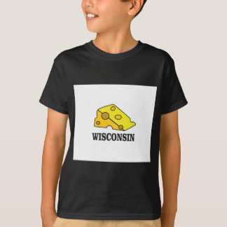 Wisconsin cheese head T-Shirt