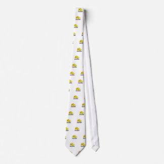 Wisconsin cheese head tie