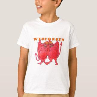 Wisconsin Cheesehead Demons T-Shirt