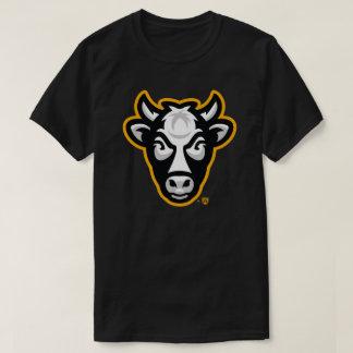 Wisconsin Cow Men's Tee (Black)