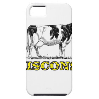 Wisconsin dairy cow case for the iPhone 5