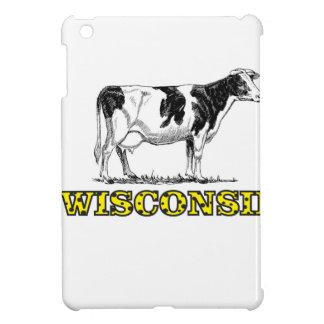 Wisconsin dairy cow iPad mini cover