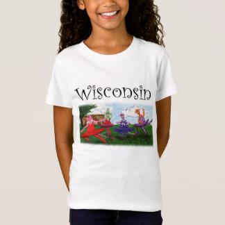 Wisconsin Dancing Cows T-Shirt