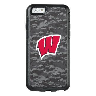 Wisconsin   Dark Digital Camo Pattern OtterBox iPhone 6/6s Case