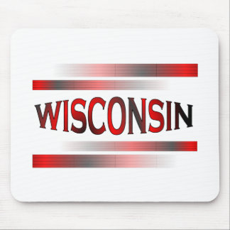 Wisconsin Design Mouse Pad