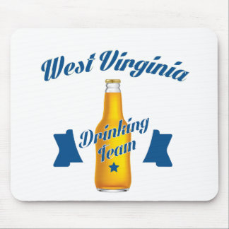 Wisconsin Drinking team Mouse Pad