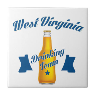 Wisconsin Drinking team Tile