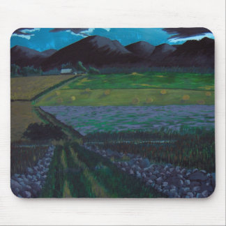 Wisconsin Fields and Farm Mouse Pad