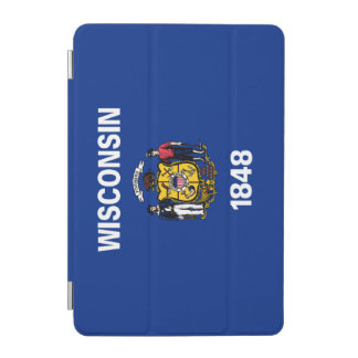 Wisconsin Flag iPad Mini Cover