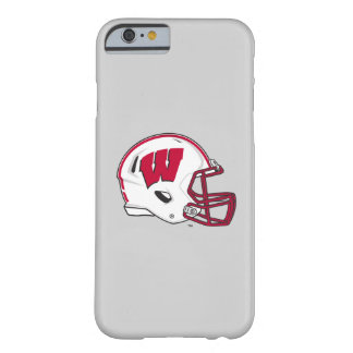 Wisconsin   Football Helmet Barely There iPhone 6 Case