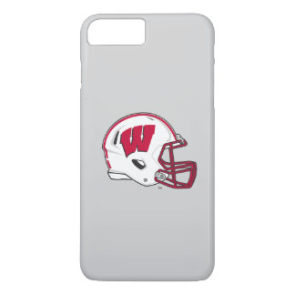 Wisconsin | Football Helmet iPhone 8 Plus/7 Plus Case