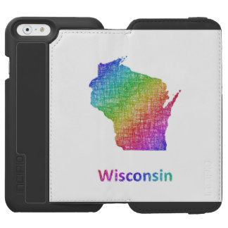 Wisconsin Incipio Watson™ iPhone 6 Wallet Case