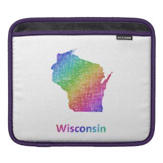 Wisconsin iPad Sleeve