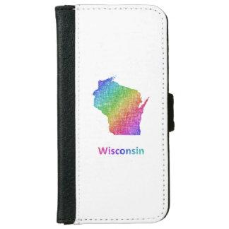 Wisconsin iPhone 6 Wallet Case