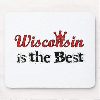 Wisconsin is the Best Mouse Pad