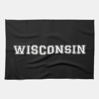 Wisconsin Kitchen Towel