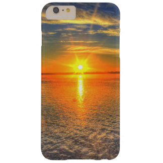 Wisconsin Lake Sunrise Barely There iPhone 6 Plus Case