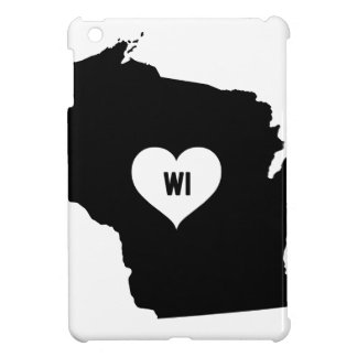 Wisconsin Love Cover For The iPad Mini