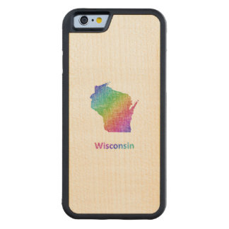Wisconsin Maple iPhone 6 Bumper Case