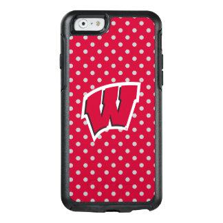 Wisconsin   Mini Polka Dots OtterBox iPhone 6/6s Case