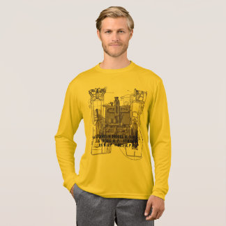 Wisconsin Motor Milwaukee Wisconsin gas engine  K T-Shirt