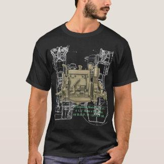 Wisconsin Motor Milwaukee Wisconsin gas engine X T-Shirt