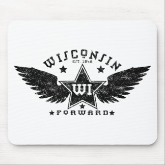 Wisconsin Mouse Pad