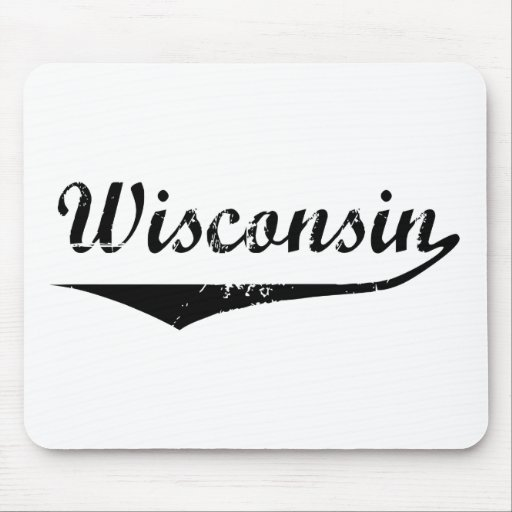 Wisconsin Mousepad