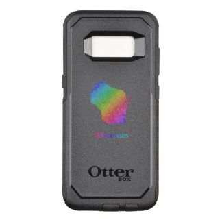 Wisconsin OtterBox Commuter Samsung Galaxy S8 Case