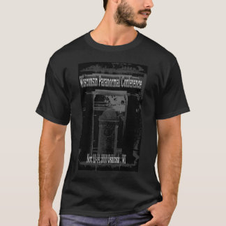 Wisconsin Paranormal Conference Tee
