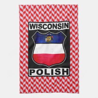 Wisconsin Polish American Tea Towels