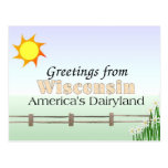 Wisconsin Post Cards