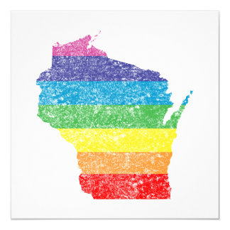 wisconsin rainbow card