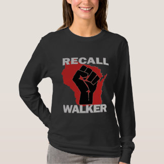 Wisconsin Recall Walker T-Shirt