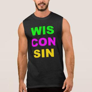 Wisconsin Sleeveless Shirt