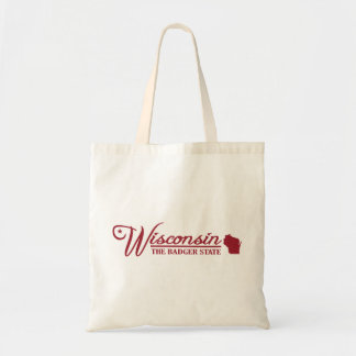 Wisconsin (State of Mine) Tote Bag
