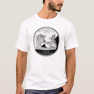 Wisconsin State Quarter T-Shirt