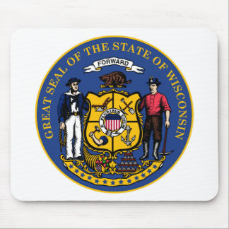 Wisconsin state seal.jpg mouse pad