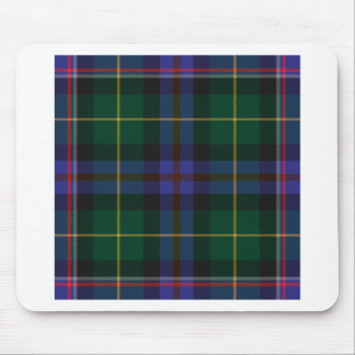 Wisconsin_state_tartan Mouse Pad