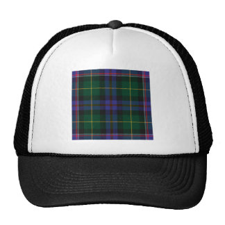 Wisconsin_state_tartan Trucker Hat
