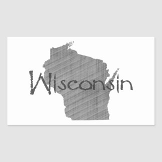 Wisconsin Sticker