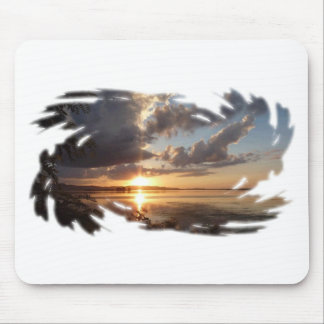Wisconsin Sunset Mouse Pad
