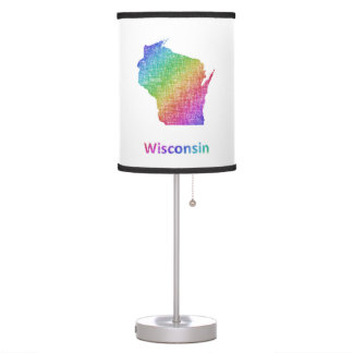 Wisconsin Table Lamp