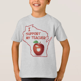 Wisconsin teachers T-Shirt