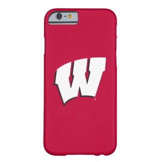 Wisconsin   University of Wisconsin Logo Barely There iPhone 6 Case
