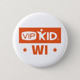 Wisconsin VIPKID Button