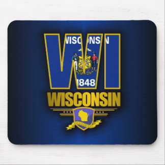 Wisconsin (WI) Mouse Pad