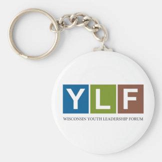 Wisconsin YLF Keychain