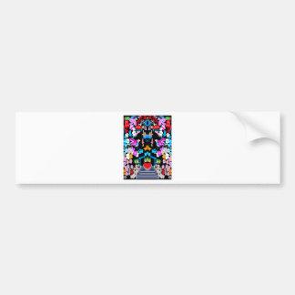 Wisdom (6) bumper sticker